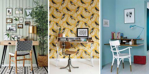 Los mejores colores para decorar un espacio de trabajo
