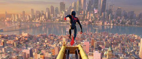 mejor película spiderman