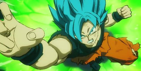mejores anime 2019 dragon ball super broly