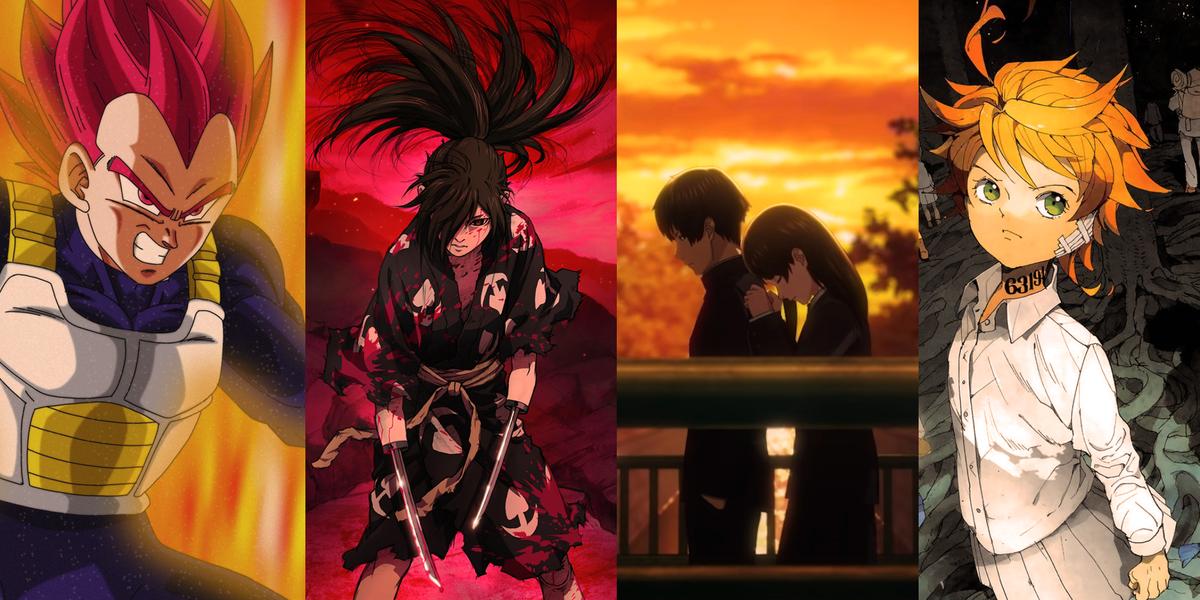 Los Mejores Animes De 2019