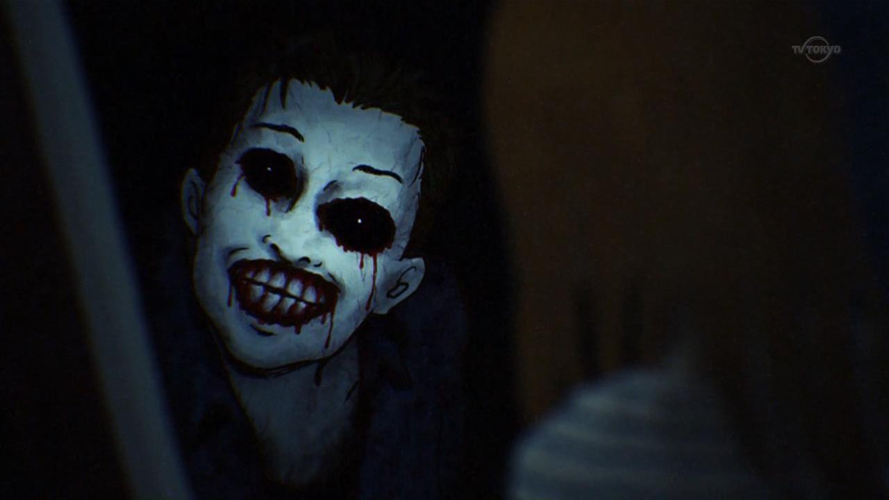 10 Animes De Terror Que Te Dejaran Temblando