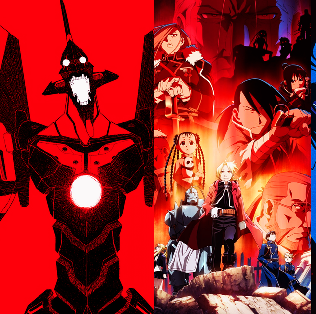 Los Mejores Animes De Netflix