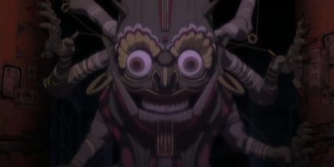 mejores animes terror kakurenbo