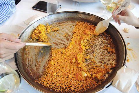 Estas son las mejores paellas y arroces de España