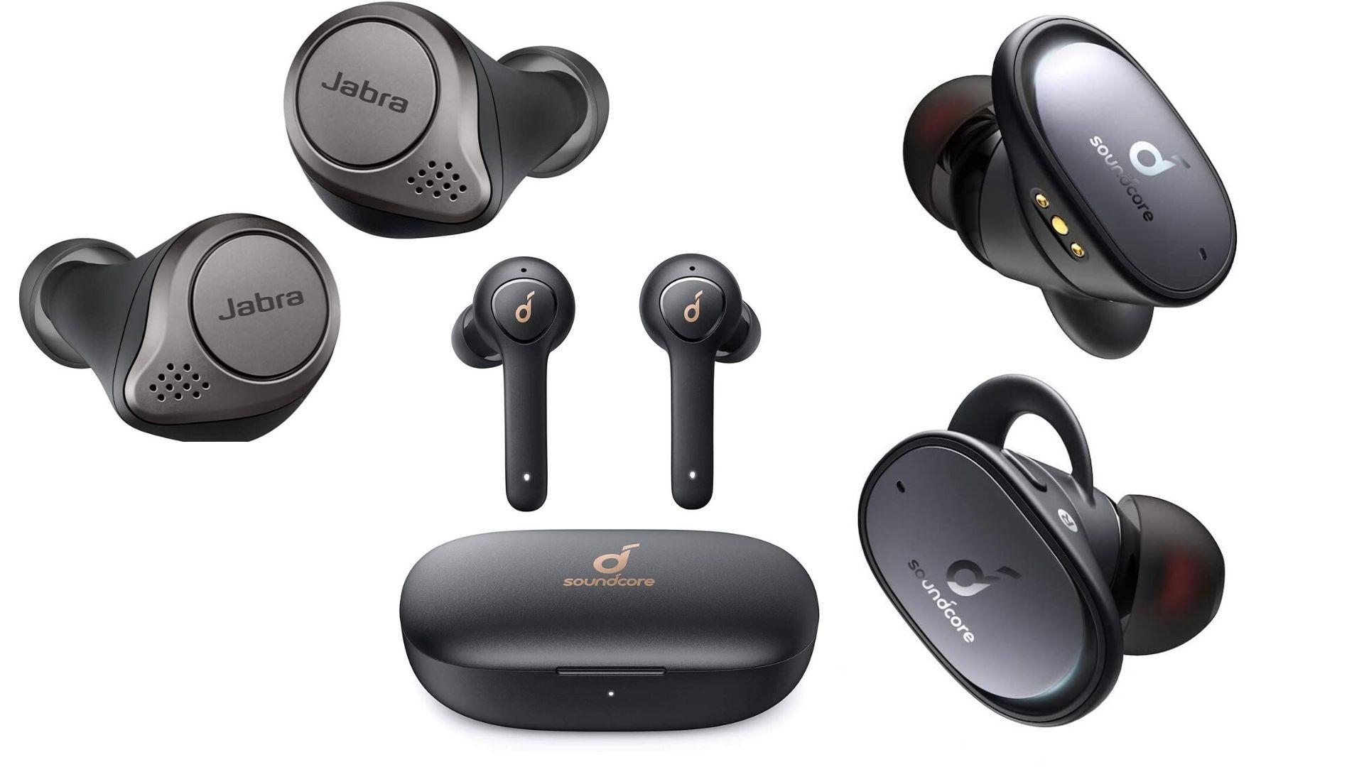 Los cuatro mejores auriculares inalámbricos por menos de 100