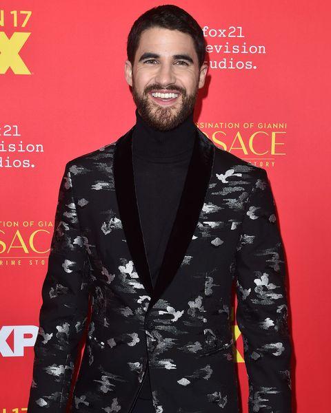 las mejores barbas de 2018 Darren Criss