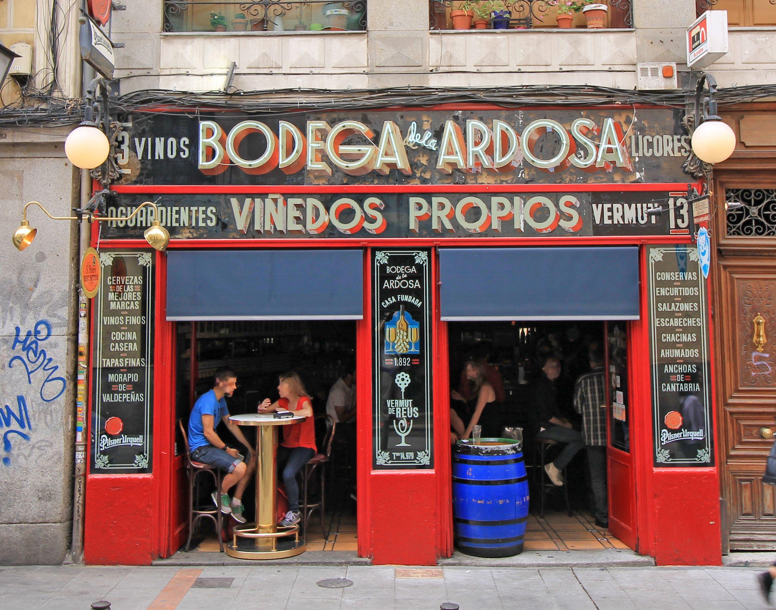 Los mejores bares de tapas de Madrid