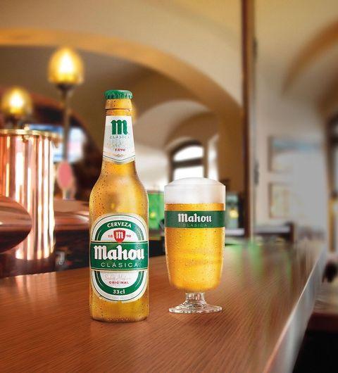 esta es una de las mejores cervezas de españa y una de las preferidas por los españoles