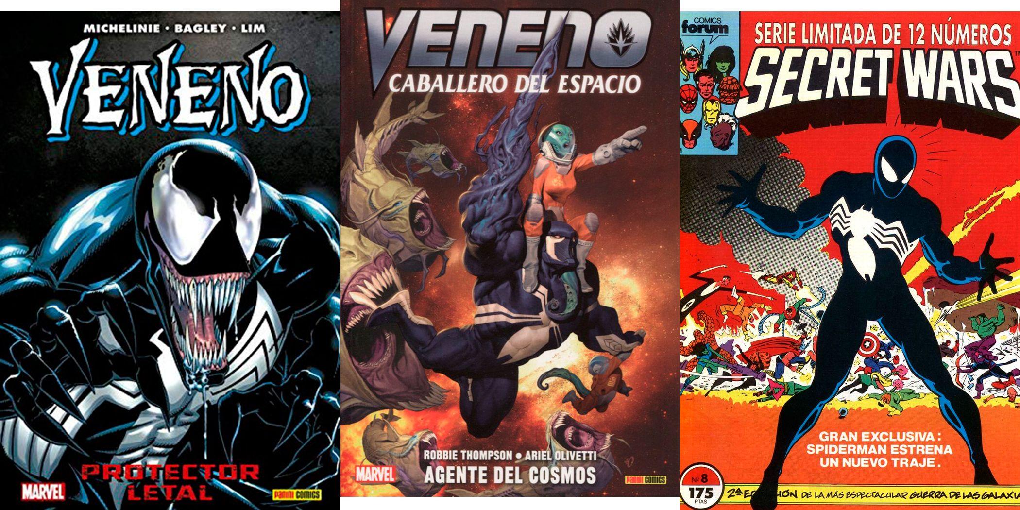 mejores cómics Venom