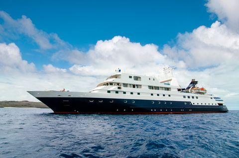 El Celebrity Xpedition es el mejor crucero del mundo en su categoría
