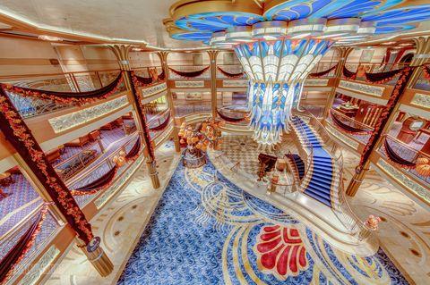 El Disney Dream ha sido elegido como mejor crucero grande del mundo