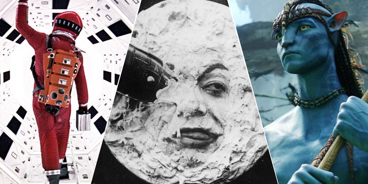 Las películas más influyentes por sus efectos especiales