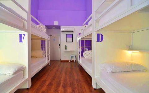 imagen de uno de los mejores hostels de españa