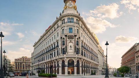 imagen de uno de los mejores hoteles de madrid