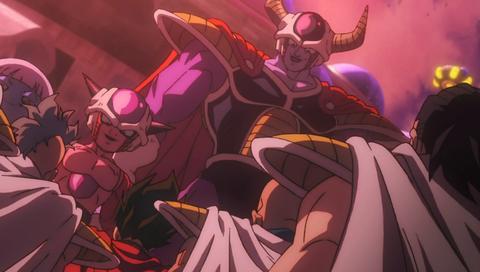 Mejores momentos Dragon Ball Super Broly