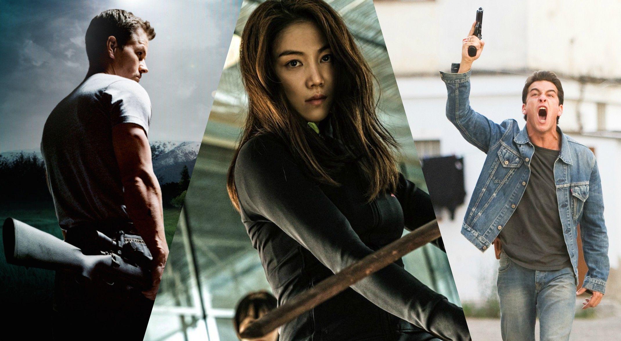 Las 21 mejores películas de acción en Netflix