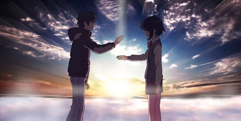 mejores peliculas anime Netflix Your Name