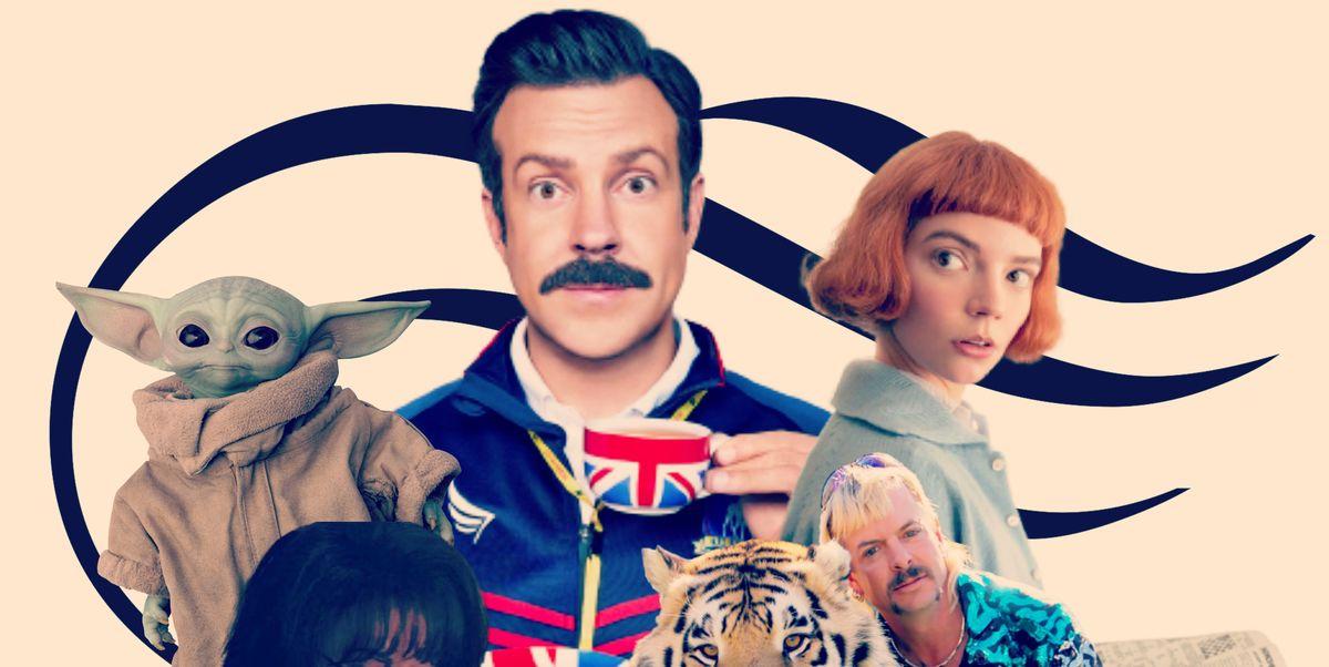 Los 10 mejores personajes de las series de 2020