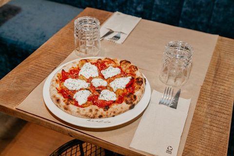 imagen de uno de los 25 mejores restaurantes italianos de madrid
