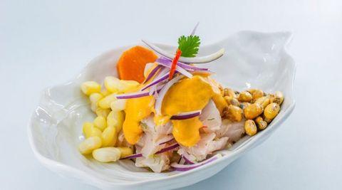 imagen de uno de los mejores restaurantes peruanos de madrid