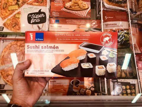 Buscamos, catamos y evaluamos sushi de supermercado - Económico, fácil, rápido pero... ¿está realmente bueno?