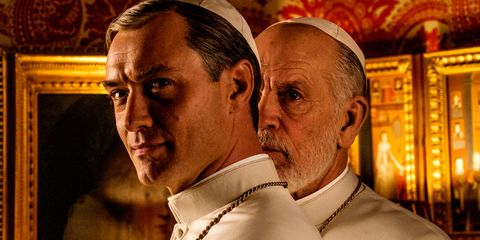 mejores series 2019 the new pope