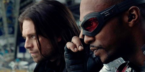 mejores series 2020 the falcon and the winter soldier
