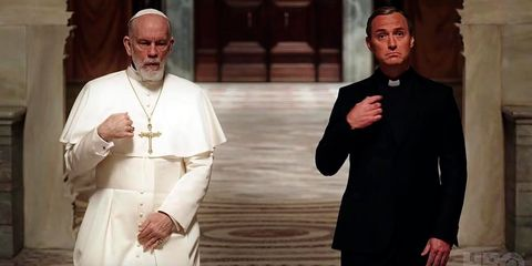 mejores series 2020 the new pope