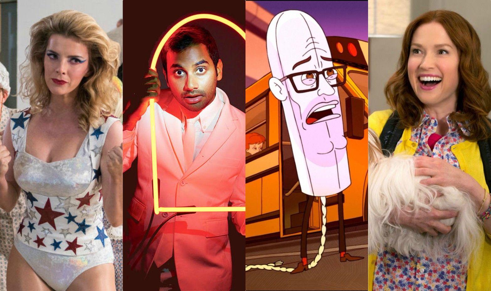 Las mejores series de comedia de Netflix