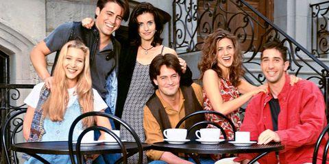 mejores series netflix friends
