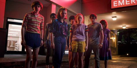 mejores series netflix stranger things