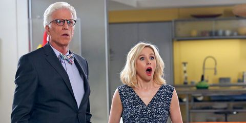 mejores series netflix the good place