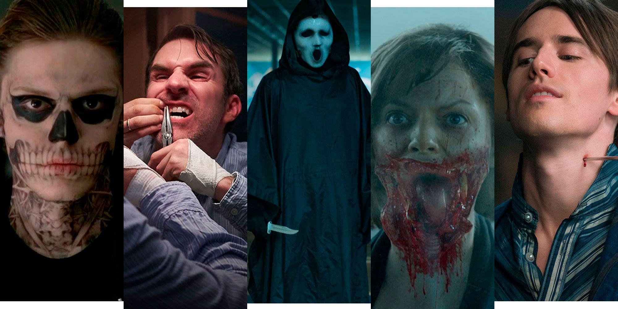 mejores series terror miedo