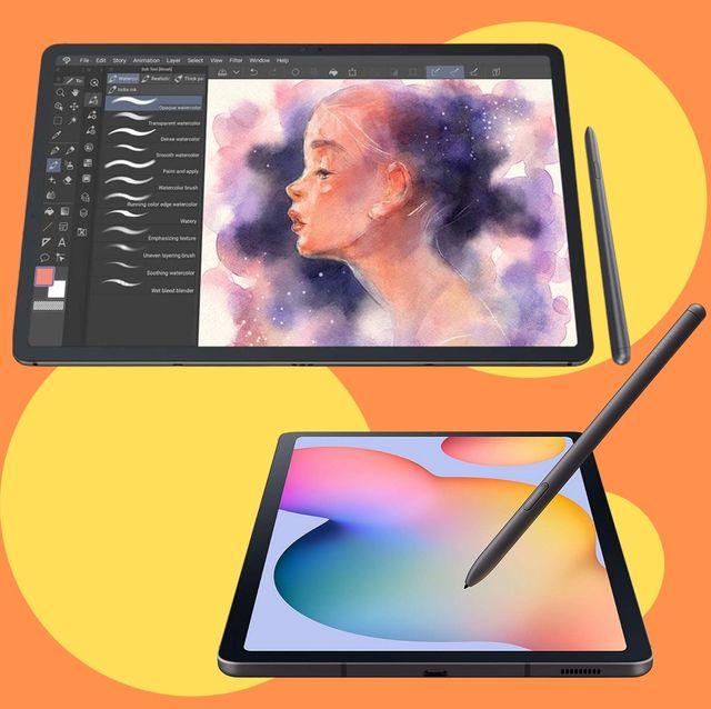 tablets de las marcas samsung y apple