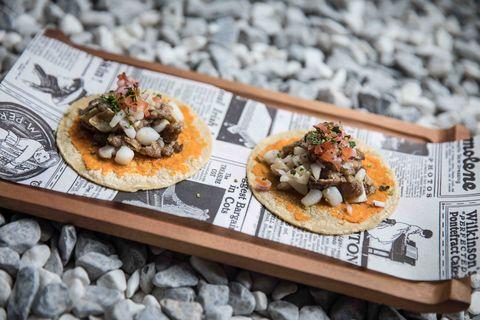 Una de las mejores taquerías mexicanas de España