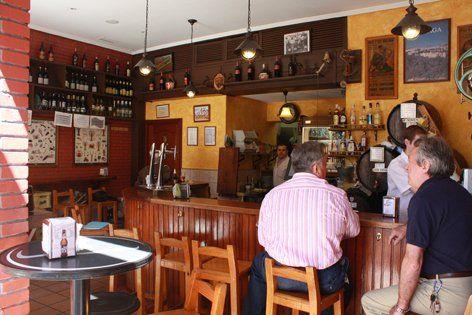Uno de los mejores bares de tapas de Málaga para comer durante el festival de cine