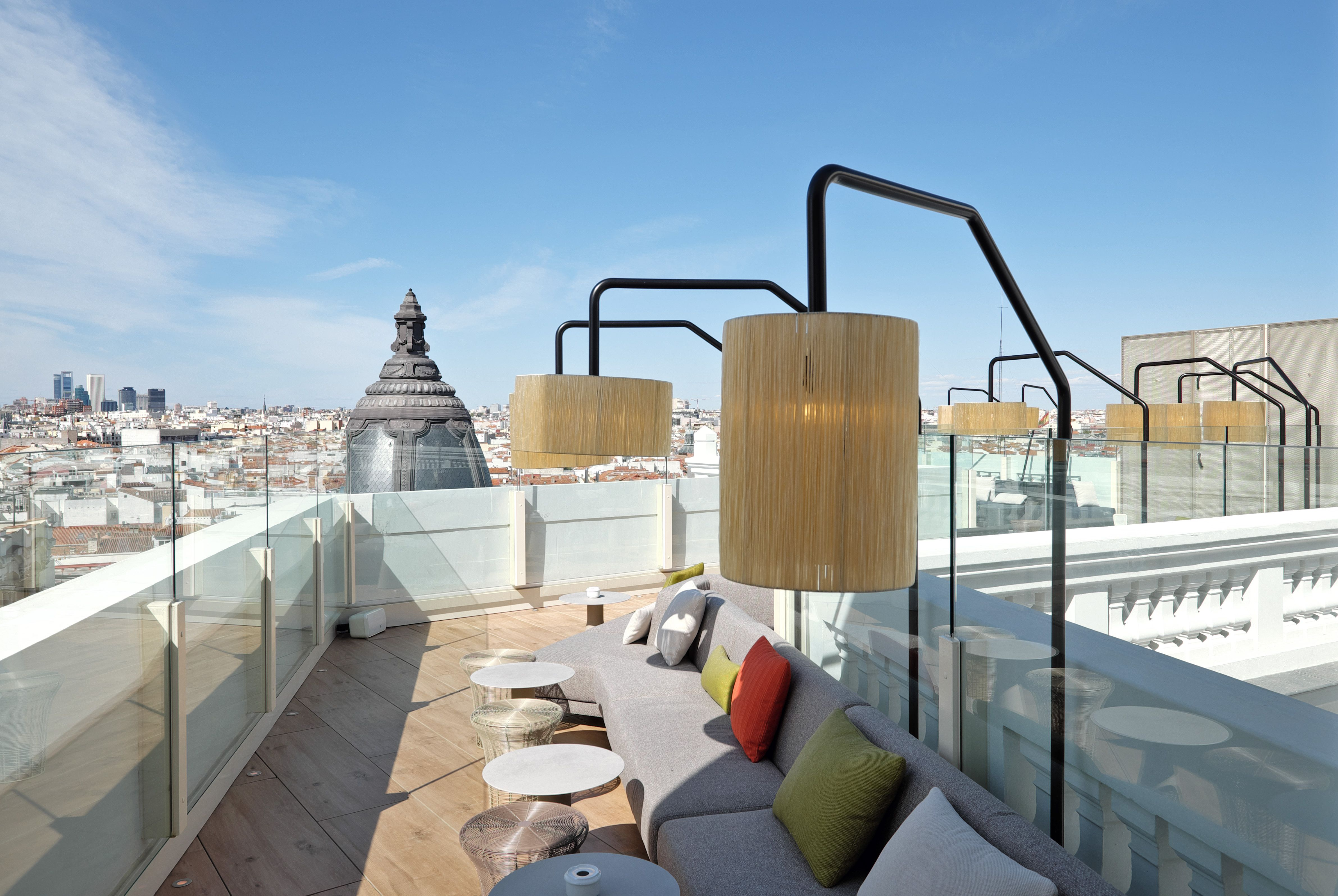 Las mejores terrazas con encanto en azoteas