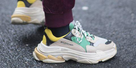 Las Triple S de Balenciaga, las mejores zapatillas de 2017