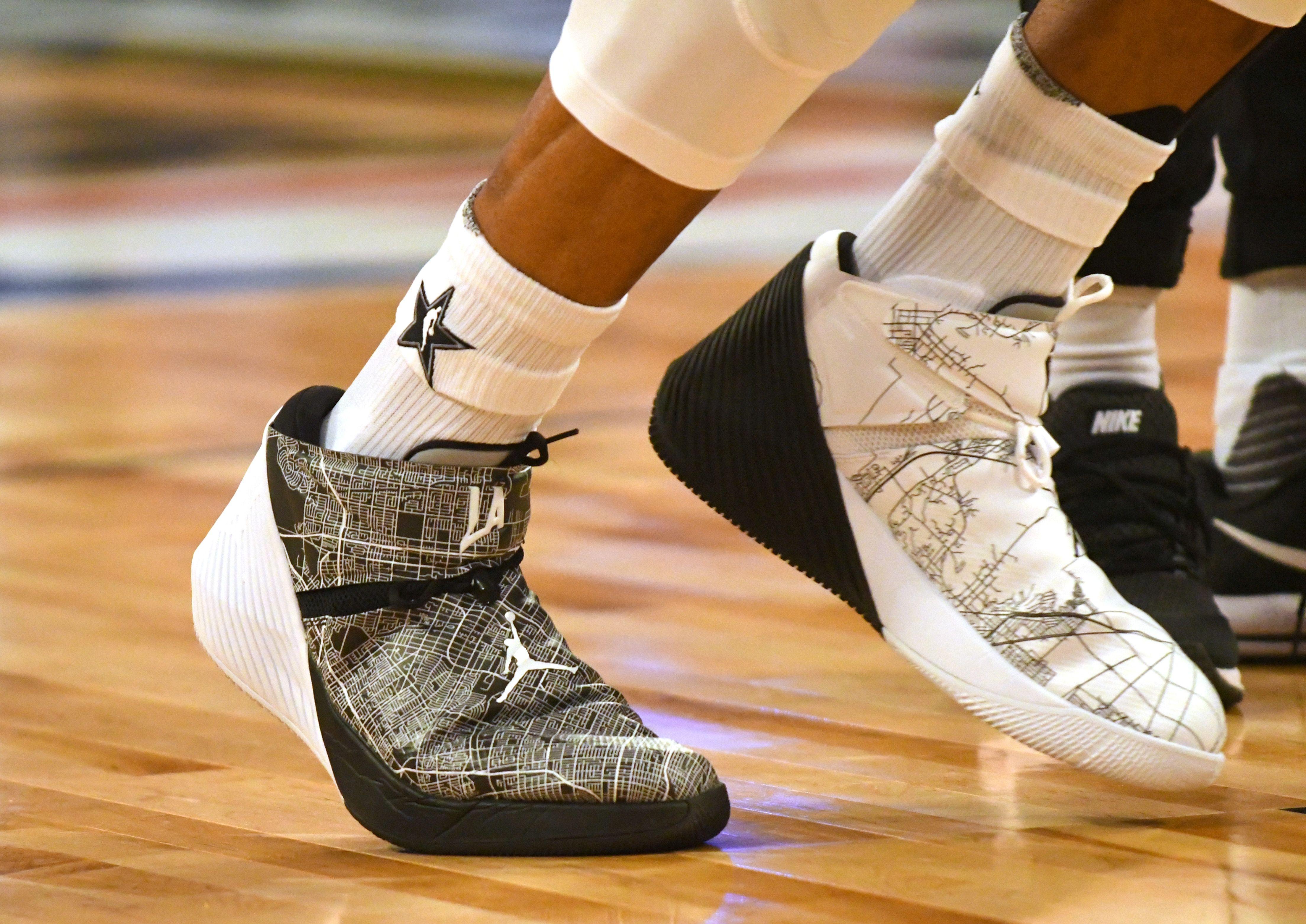 mejores zapatillas all star nba