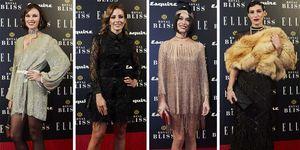Mejor peor vestidas alfombra roja revista Elle Esquire
