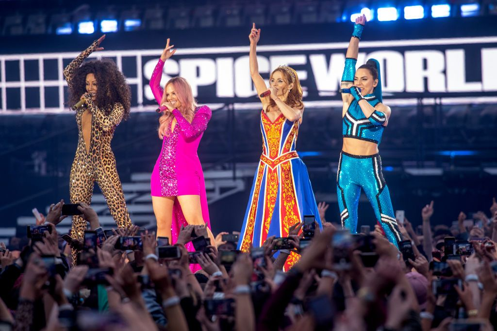Why Fans Walked Out Of the Spice Girls Concert