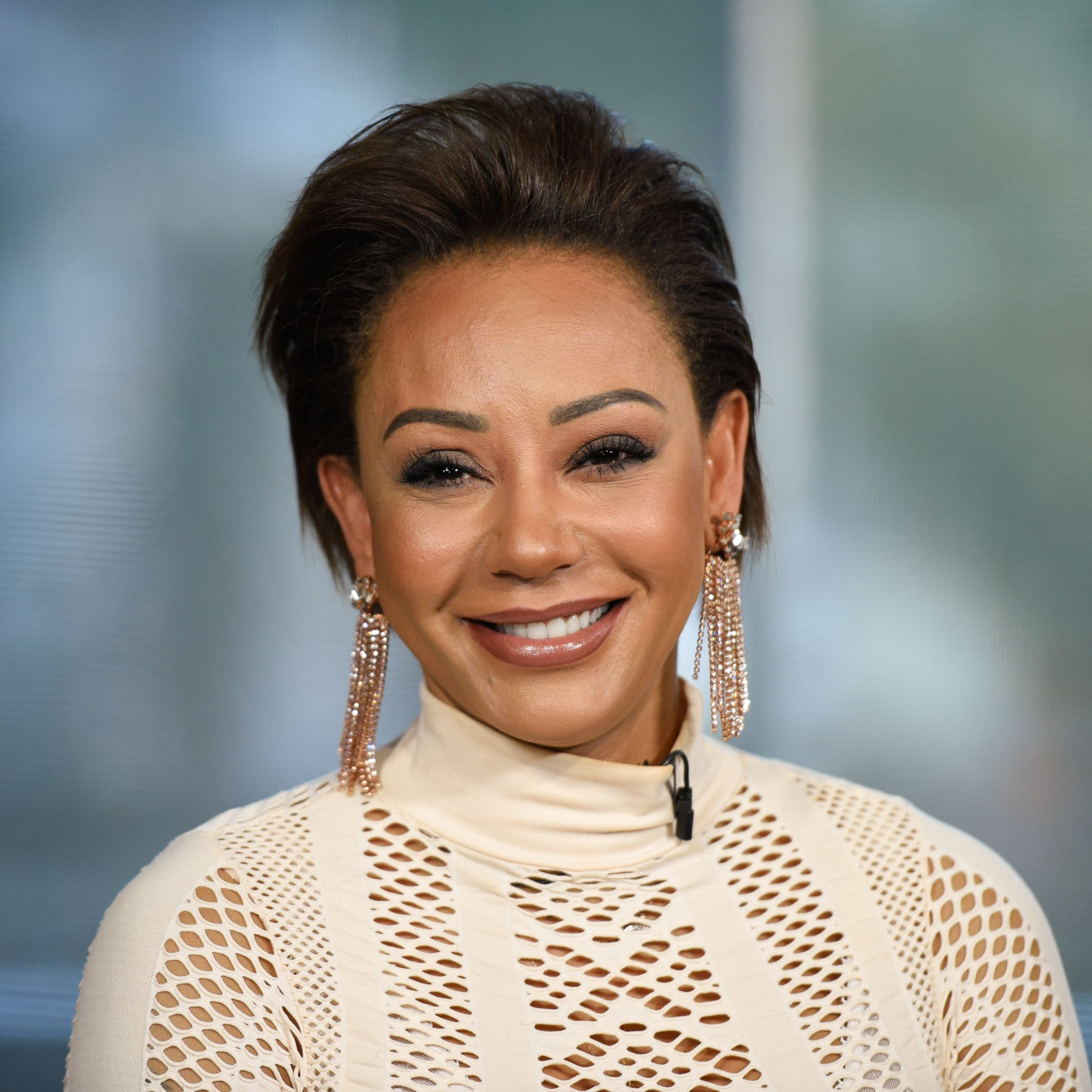 Mel B Is In The Hospital After Breaking Two Ribs And 'Severing' Her Hand