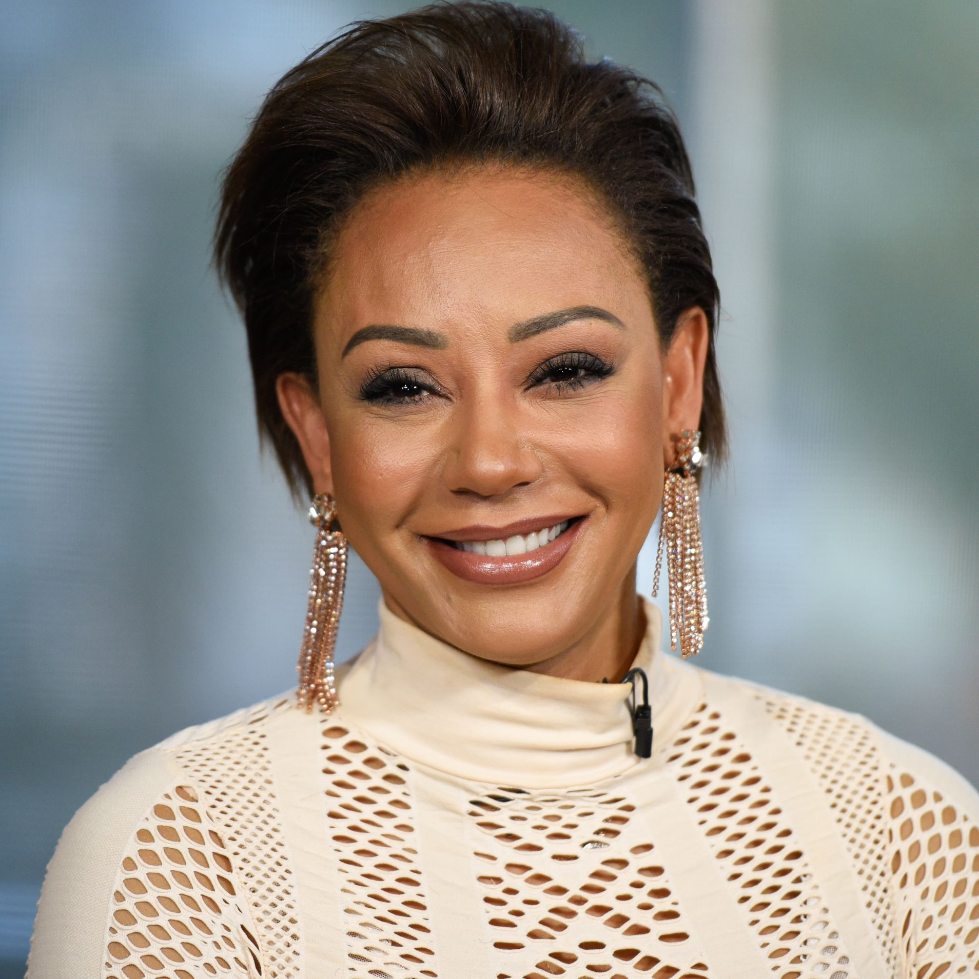 """Mel B Says """"Severe Iritis"""" Made Her Go Blind in One Eye—but What Is It?"""
