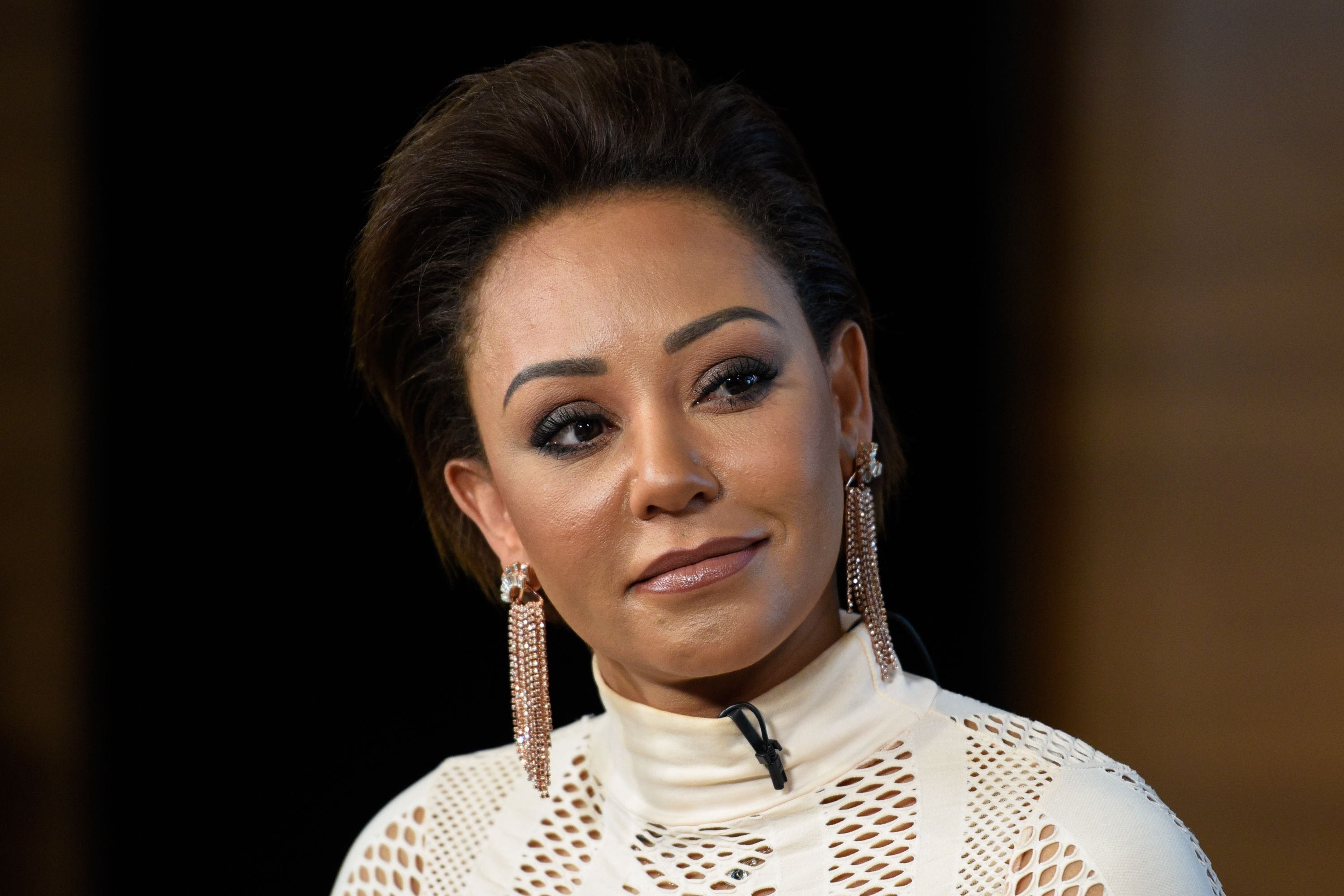 Mel B Just Opened Up About The Health Scare That Left Her Temporarily Blind