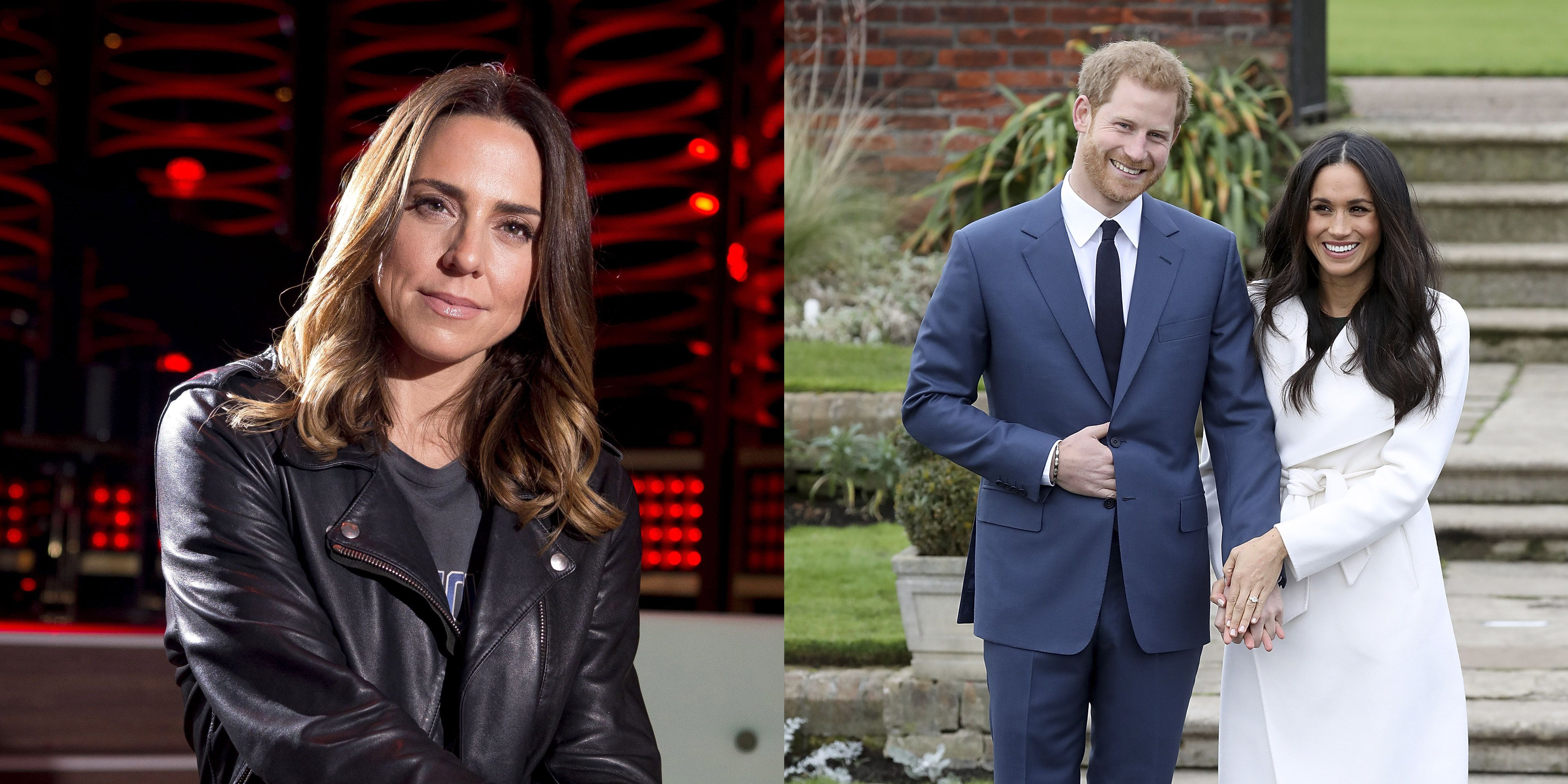 Mel C Says The E S Were Never Asked To Perform At Royal Wedding