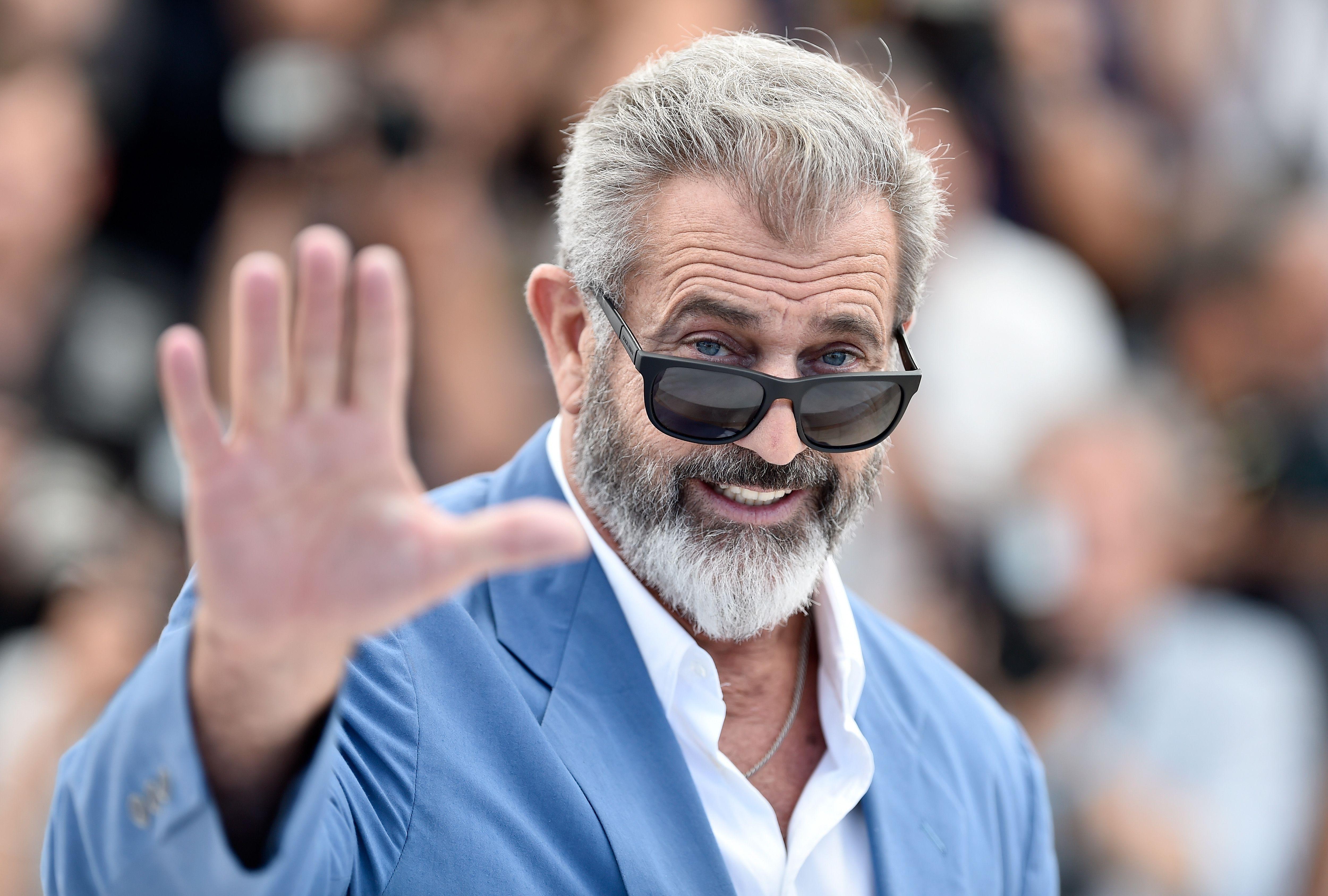 Particularísimo Mel Gibson