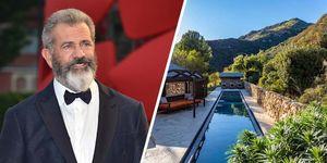 La enorme casa en Malibú donde Mel Gibson ya no quiere vivir