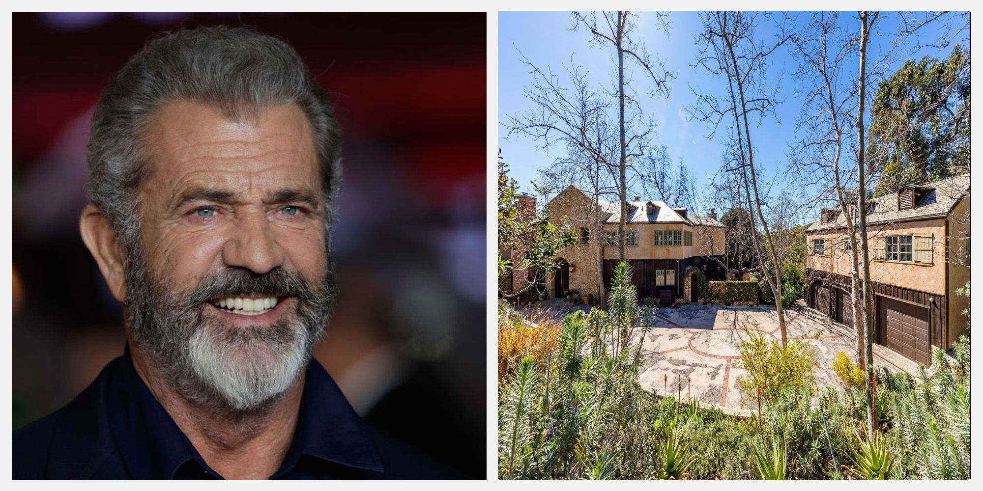 Mel Gibson Lists Malibu Home for $14.5 Million
