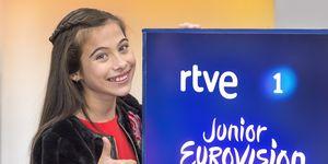 Melani defenderá a España en Eurovision Junior 2019