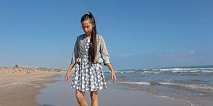 Melani estrena el videoclio de Marte para 'Eurovision Junior'
